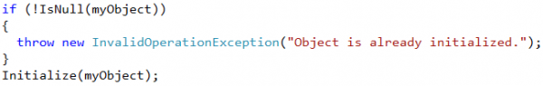 Refactor! Flatten Conditional, Remove Conditional and Redundant Redundant Else - result