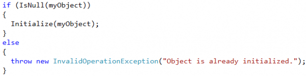Refactor! Flatten Conditional, Remove Conditional and Redundant Redundant Else - before