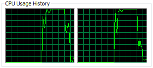 Refactor! CPU usage history #3