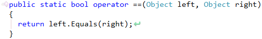 CodeRush Operator Cannot Be Abstract Fix
