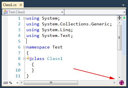 CodeRush Duplicate Code editor icon