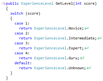 CodeRush Default Branch Is Missing Fix