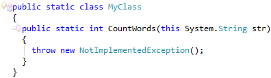 CodeRush Cannot inherit from sealed type fix